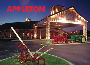 Machine Shed Appleton Exterior