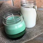 Mason Jar Candle Craft!