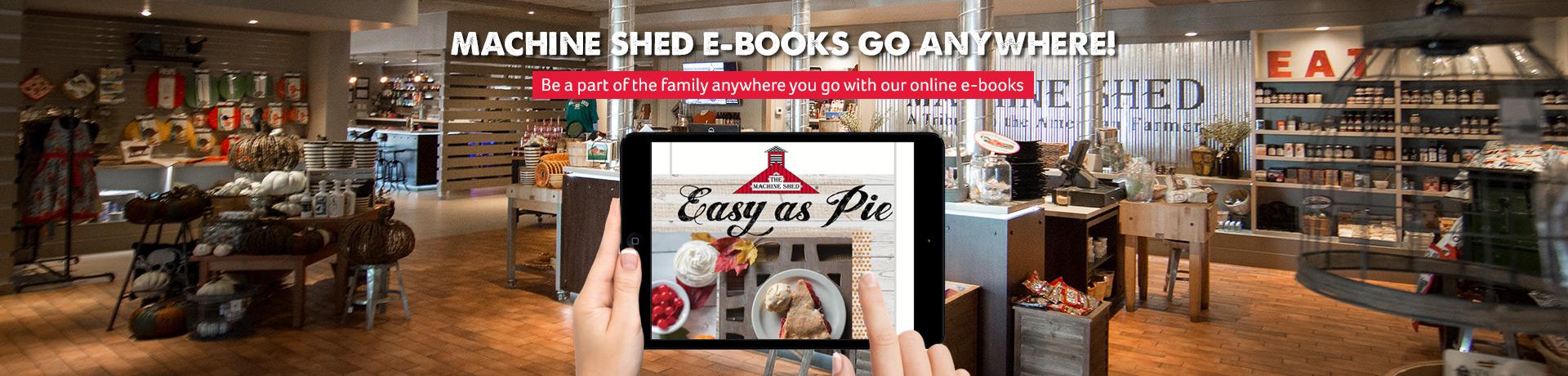 Machine Shed E-Books