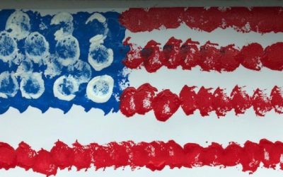 Stars, Stripes and…Paint!