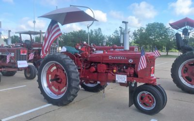 22nd Annual WHO Tractor Ride