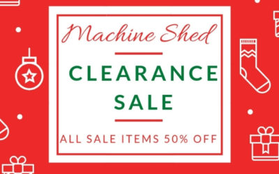 Holiday Clearance Sale!