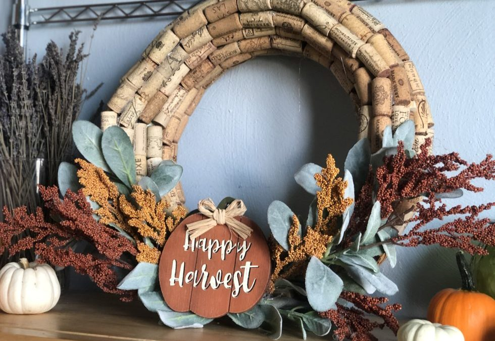 Make your own Fall Wreath!