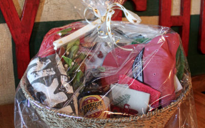 Machine Shed Holiday Basket Giveaway!